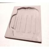 Silikonová forma půllitr