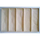 Silikonová forma obklad pískovec pásek 1A